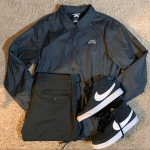 Nike Sb coaches shield jacket